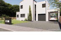 Maison+Terrain de 5 pièces avec 3 chambres à Tresses 33370 – 415449 € - YFAU-20-02-04-14
