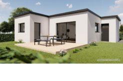 Maison+Terrain de 3 pièces avec 2 chambres à Sainte Reine de Bretagne  – 169681 € - EGI-19-07-30-24