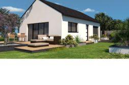 Maison+Terrain de 4 pièces avec 2 chambres à Plouénan 29420 – 165590 € - DM-19-10-13-25