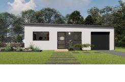 Maison+Terrain de 4 pièces avec 3 chambres à Bain de Bretagne 35470 – 218064 € - PDUV-19-04-30-13