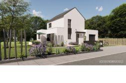 Maison+Terrain de 4 pièces avec 3 chambres à Cintré 35310 – 233518 € - RTU-19-09-06-50