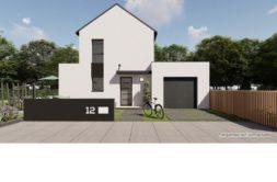 Maison+Terrain de 4 pièces avec 3 chambres à Montauban de Bretagne 35360 – 242069 € - RTU-19-09-06-150