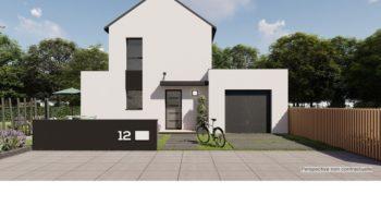 Maison+Terrain de 4 pièces avec 3 chambres à Breteil 35160 – 232610 € - RTU-19-09-06-20