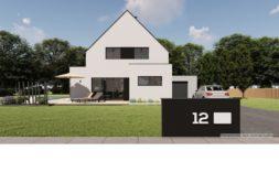 Maison+Terrain de 5 pièces avec 4 chambres à Saint Renan 29290 – 275700 € - RTU-20-01-02-67