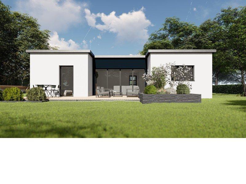Maison+Terrain de 4 pièces avec 3 chambres à Saint Yvy  – 183003 € - EDE-19-05-27-48
