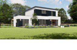 Maison+Terrain de 5 pièces avec 4 chambres à Fouesnant 29170 – 238913 € - EDE-19-06-10-48