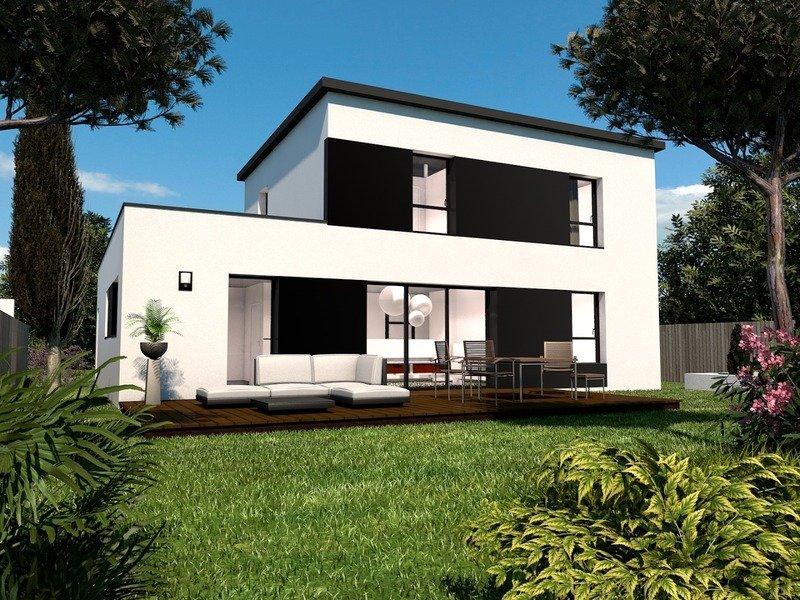 Maison+Terrain de 5 pièces avec 4 chambres à Fouesnant 29170 – 238657 € - EDE-19-09-11-105