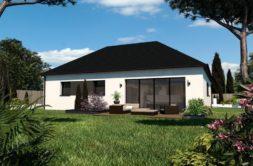 Maison+Terrain de 3 pièces avec 4 chambres à Guingamp 22200 – 208428 € - METT-19-06-12-46