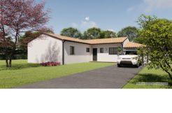Maison+Terrain de 4 pièces avec 3 chambres à Saint Lys 31470 – 261000 € - CROP-19-12-26-37