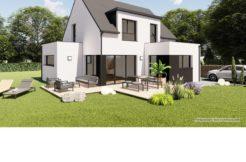 Maison+Terrain de 5 pièces avec 4 chambres à Pontchâteau 44160 – 263135 € - TDEC-19-11-27-8