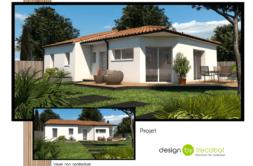 Maison+Terrain de 4 pièces avec 3 chambres à Vayres 33870 – 251717 € - YFAU-19-06-14-19