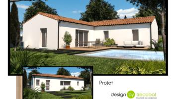 Maison+Terrain de 4 pièces avec 3 chambres à Targon 33760 – 194656 € - YFAU-19-08-26-5