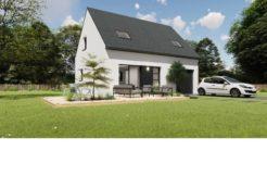 Maison+Terrain de 5 pièces avec 3 chambres à Sainte Reine de Bretagne  – 182281 € - EGI-19-07-30-25
