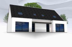 Maison+Terrain de 5 pièces avec 3 chambres à Lanvallay 22100 – 173149 € - MENG-19-06-14-1