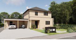 Maison+Terrain de 6 pièces avec 4 chambres à Saint Carné  – 259096 € - MENG-19-08-01-8