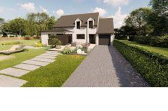 Maison+Terrain de 6 pièces avec 5 chambres à Chesnay 78150 – 825798 € - ALAC-19-12-02-19