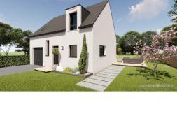 Maison+Terrain de 4 pièces avec 3 chambres à Locmiquélic 56570 – 220 312 € - SLG-19-06-26-3