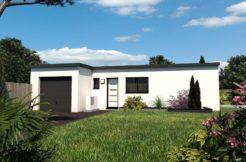 Maison+Terrain de 3 pièces avec 2 chambres à Hennebont 56700 – 240000 € - SLG-19-10-25-3