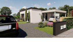 Maison+Terrain de 5 pièces avec 3 chambres à Ercé près Liffré 35340 – 205846 € - RHAM-19-07-26-88