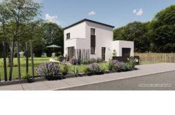 Maison+Terrain de 5 pièces avec 3 chambres à Ercé près Liffré 35340 – 213846 € - RHAM-19-07-26-89