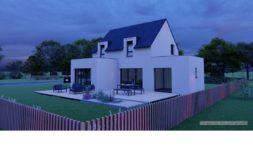 Maison+Terrain de 6 pièces avec 4 chambres à Merdrignac 22230 – 224188 € - CHO-19-10-17-58