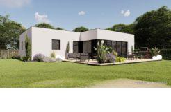Maison+Terrain de 4 pièces avec 3 chambres à Saint Médard en Jalles 33160 – 469180 € - TDD-19-07-08-10