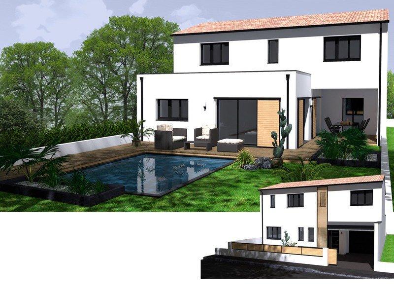 Maison+Terrain de 7 pièces avec 5 chambres à Royan 17200 – 524394 € - GLAV-19-09-06-10