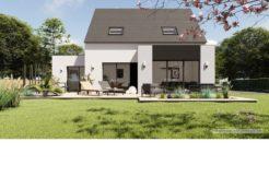 Maison+Terrain de 5 pièces avec 4 chambres à Guipry  – 205358 € - PDUV-19-08-14-59