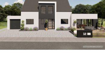 Maison+Terrain de 6 pièces avec 4 chambres à Gâvre 44130 – 271042 € - ALEG-19-11-18-29