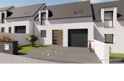 Maison+Terrain de 4 pièces avec 3 chambres à Ergué Gabéric 29500 – 165734 € - EDE-19-07-22-13