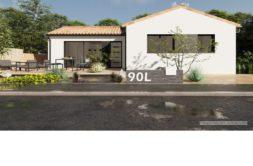 Maison+Terrain de 4 pièces avec 3 chambres à Cellier 44850 – 252426 € - BF-19-09-20-6
