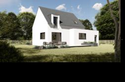 Maison+Terrain de 5 pièces avec 4 chambres à Locoal Mendon 56550 – 229379 € - VB-19-09-20-10