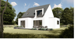 Maison+Terrain de 5 pièces avec 4 chambres à Locoal Mendon 56550 – 217136 € - VB-19-09-20-11