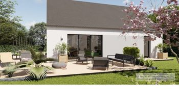 Maison+Terrain de 3 pièces avec 2 chambres à Ercé près Liffré 35340 – 192846 € - SMAR-21-05-11-75