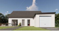 Maison+Terrain de 3 pièces avec 2 chambres à Fresnais 35111 – 203243 € - SMAR-19-09-30-44