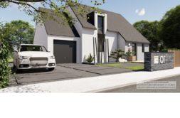 Maison+Terrain de 5 pièces avec 4 chambres à Dol de Bretagne 35120 – 248915 € - SMAR-19-12-02-270