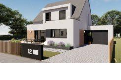 Maison+Terrain de 5 pièces avec 4 chambres à Baguer Pican  – 234785 € - SMAR-19-07-31-104