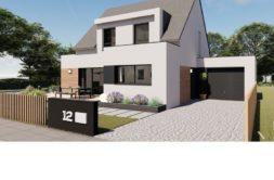 Maison+Terrain de 5 pièces avec 4 chambres à Bonnemain 35270 – 245168 € - SMAR-20-10-02-39