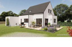 Maison+Terrain de 5 pièces avec 4 chambres à Miniac Morvan 35540 – 213460 € - SMAR-20-10-02-19