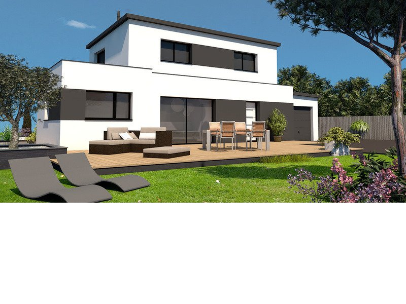 Maison+Terrain de 5 pièces avec 4 chambres à Cléder  – 232955 € - BHO-19-08-16-37
