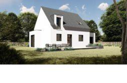 Maison+Terrain de 5 pièces avec 4 chambres à Sainte Reine de Bretagne 44160 – 195480 € - TDEC-20-01-16-13