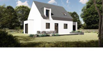 Maison+Terrain de 5 pièces avec 4 chambres à Sainte Reine de Bretagne 44160 – 195480 € - TDEC-20-01-21-10