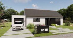 Maison+Terrain de 4 pièces avec 3 chambres à Languidic 56440 – 220755 € - GCOL-20-03-12-33