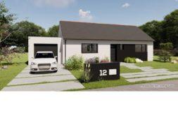 Maison+Terrain de 4 pièces avec 3 chambres à Plouhinec 56680 – 234480 € - GCOL-20-01-16-19