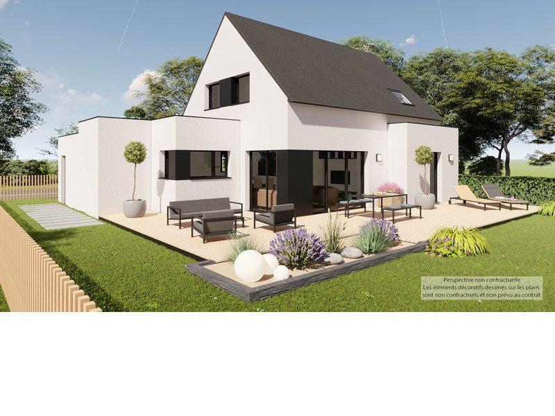 Maison+Terrain de 6 pièces avec 4 chambres à Guingamp 22200 – 196575 € - METT-19-11-13-26