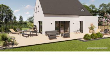 Maison+Terrain de 6 pièces avec 4 chambres à Plonévez-du-Faou 29530 – 177864 € - BHO-20-05-18-3