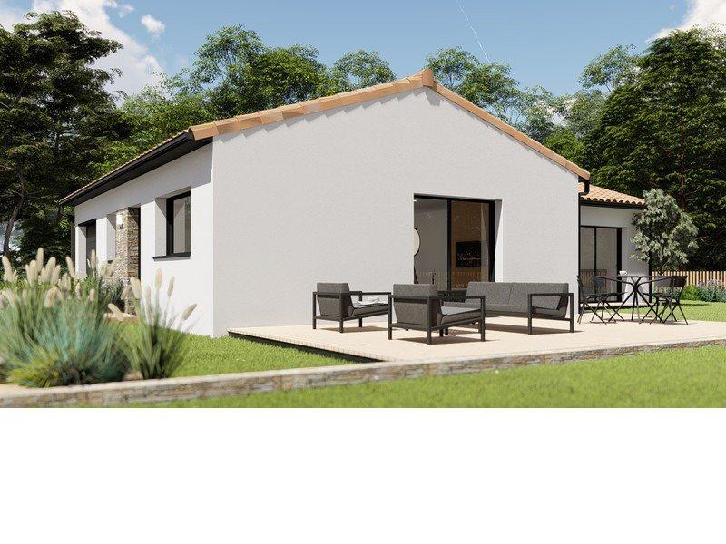 Maison+Terrain de 5 pièces avec 4 chambres à Saint Lys 31470 – 250577 € - APAL-20-01-06-7