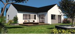 Maison+Terrain de 4 pièces avec 3 chambres à Ergué Gabéric 29500 – 224952 € - KA-19-10-09-20