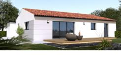 Maison+Terrain de 5 pièces avec 3 chambres à Cheix en Retz 44640 – 237296 € - CPIC-19-10-08-3