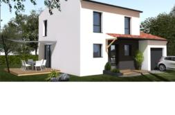 Maison+Terrain de 6 pièces avec 4 chambres à Bouguenais 44340 – 378958 € - CPIC-19-11-12-16